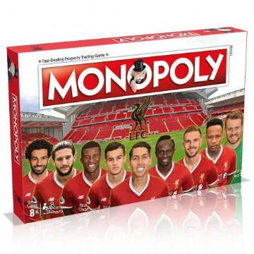 Liverpool FC Monopoly